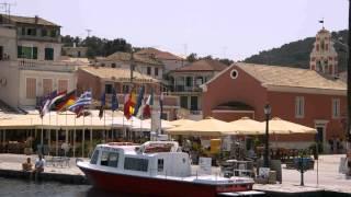 Пелекас Паксос Парга (Греция). Pelecas Paxos Parga (Greece)(Деревня Пелекас (уже существовала в 16 веке) расположена в западной части Корфу на высокой горе примерно..., 2012-06-28T20:29:47.000Z)