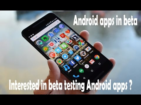 How To Enter Android Beta Program!