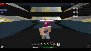 Roblox wwe svr 2011 entering the ring