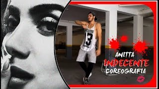 Baixar Anitta - Indecente | Choreography by Andy Nagy