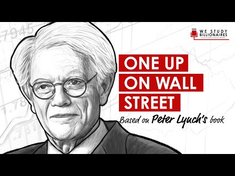 TIP124: One Up On Wall Street By Peter Lynch