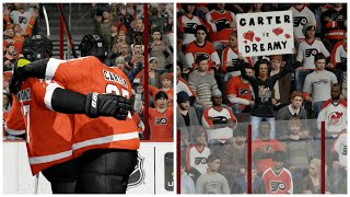 NHL 15 PS4 CAREER MODE - The Fans Love The Flyt Brothers + Greatest Comeback Ever! thumbnail