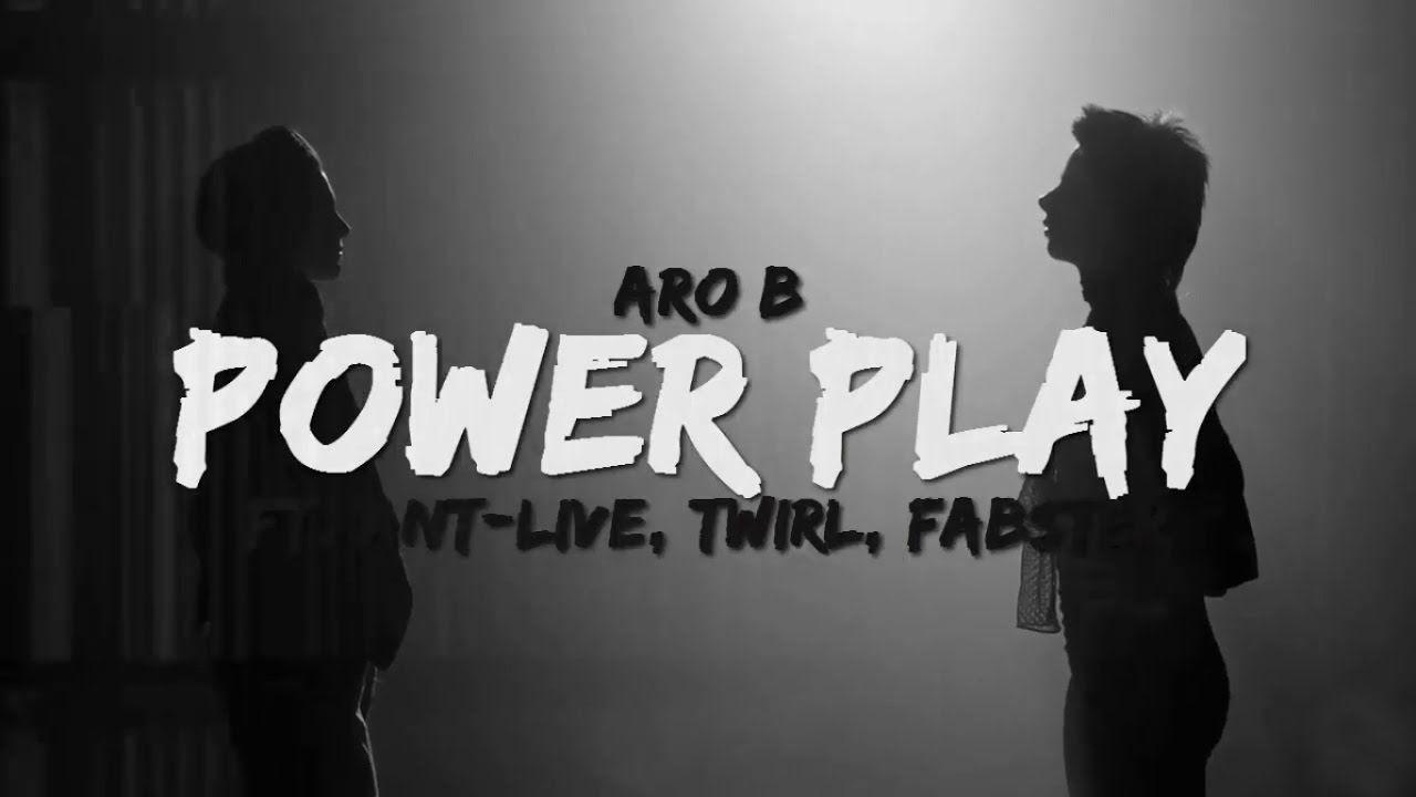 Aro B - Power Play (feat. Ant-Live, Twirl, Fabster) (prod. Natural Haze) #VIDEO MASH-UP