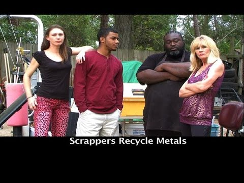 Southern Scrappers - Reality TV Show Pilot - 23 Minutes