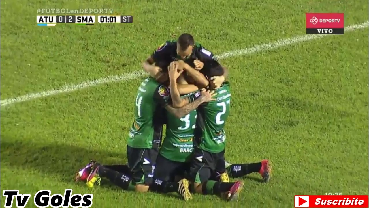Atletico Tucuman 1-2 San Martin San Juan