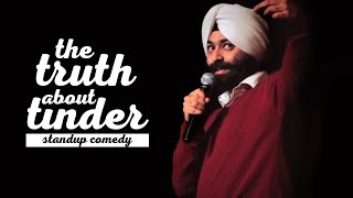 The Truth About Tinder-Stand Up Comedy| Vikramjit Singh