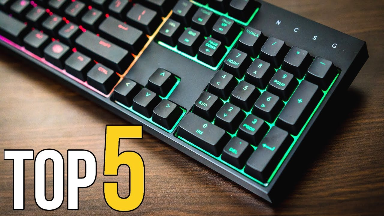 bf2ee1730e1 TOP 5: BEST Mechanical Gaming Keyboards for 2017! ($20-$200) - YouTube