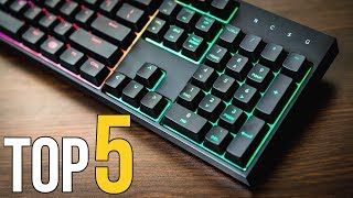 TOP 5: BEST Mechanical Gaming Keyboards for 2017! ($20-$200) thumbnail