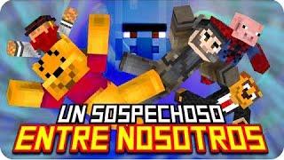 IMPOSIBLE DECIR MENTIRAS! | Murder in Minecraft - Sarinha, Macu, Exo, Gona y Luh