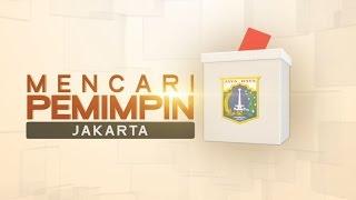 Laporan Khusus: Mencari Pemimpin Jakarta (Pengundian Nomor Urut Cagub)