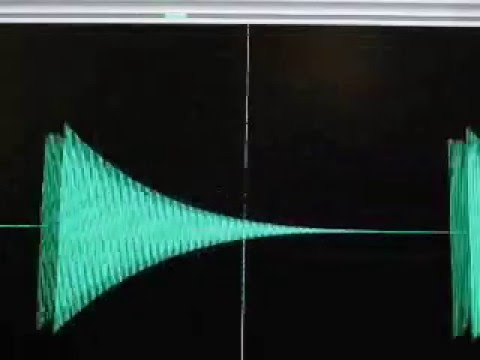 88 scale notes made from pure sine waves