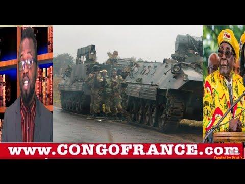 Après Coup d'Etat au Zimbabwe,  Un ex FAZ donne la SOLUTION pour Chasser JOSEPH KABILA AU CONGO