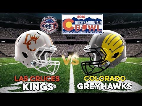 CFC Rocky Mountain Bowl 2016