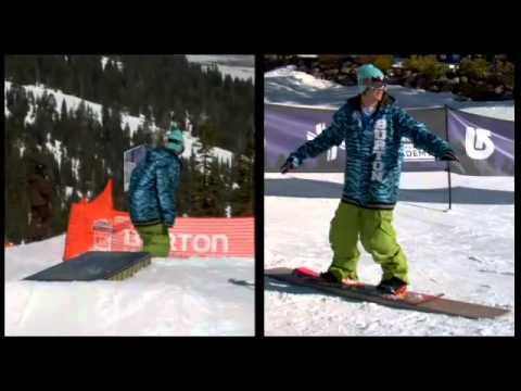 """Snowboard School """"Как вращаться, прыгать, джибить..."""""""