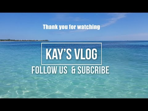 Kay's Vlog - What's That Weather? - Fishing In Playa Del Carmen