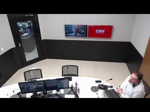 CBN Campo Grande (31/07/2020) - com Ginez Cesar