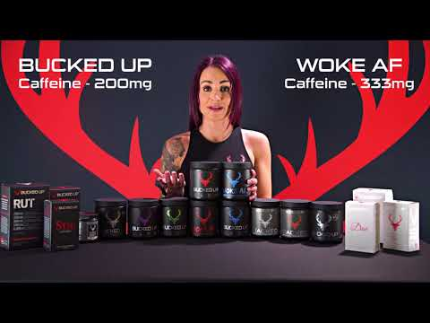 Bucked Up vs Woke AF - Preworkout - What's the difference?