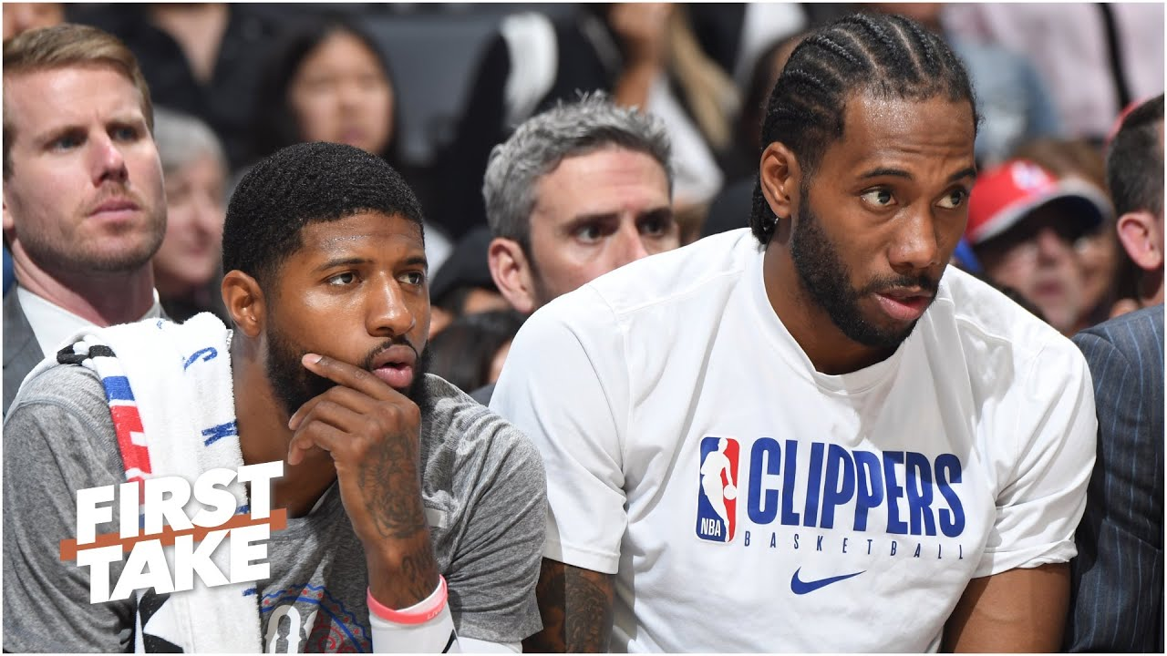 Should Kawhi regret teaming up with Paul George on the Clippers? Stephen A. & Max debate  First Take