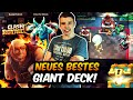 NEUES BESTES DECK MIT RIESE?! | GIANT + DOPPEL MINIONS DOMINANZ! | Clash Royale Deutsch
