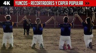 Imagen del video: TOROS: Especial recortadores, anillas y capea popular en Yuncos