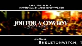New England Metal and Hardcore Festival 2010