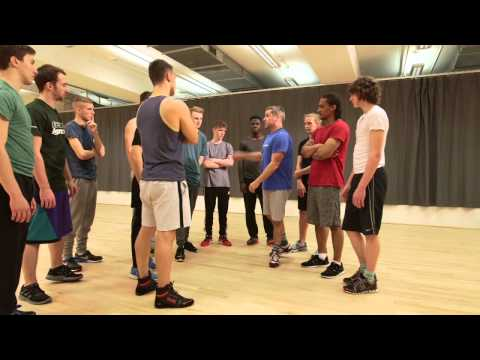 The Frantic Method: Creating Choreography