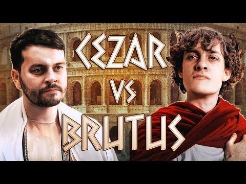Wielkie Konflikty - Odc. 27 'Cezar vs Brutus'