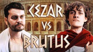 """Wielkie Konflikty - Odc. 27 """"Cezar vs Brutus"""""""