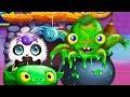 Panda Lu Fun Park - Carnival Rides & Pet Friends - Play Fun Animals Pet Care Kids Games By TutoTOONS