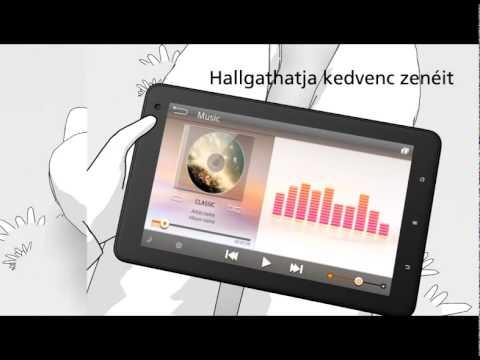 Huawei IDEOS S7 Slim táblagép