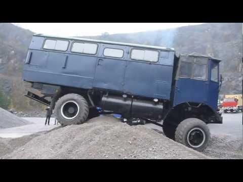 AEC Matador on IFA W50 chassis