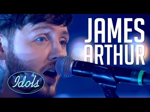 James Arthur Say You Wont Let Go Live Performance |...