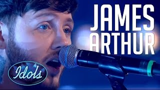 James Arthur Say You Wont Let Go Live Performance Idols Global