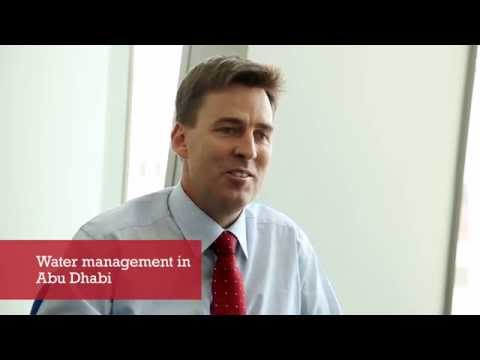 Water management in Abu Dhabi by Chris Owen