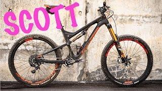 New SCOTT Bikes 2015 (Genius LT, Gambler, Genius, Spark, Scale, Contessa) - Eurobike 2014