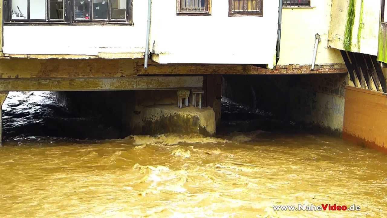 Hochwasser in Klein Venedig - Mai 2013 - YouTube