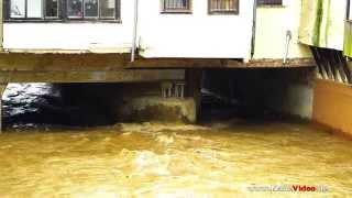 Hochwasser in Klein Venedig - Mai 2013