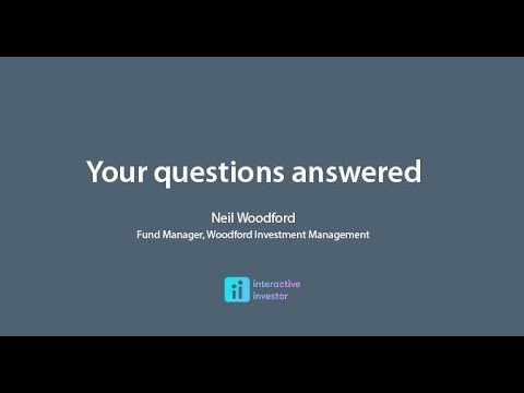 Neil Woodford interview Your questions answered
