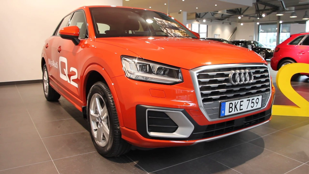 new 2017 audi q2 untaggable dynamic turning signal. Black Bedroom Furniture Sets. Home Design Ideas