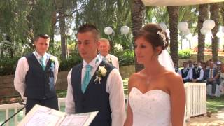 Tom & Zoe's Olympic Lagoon Wedding