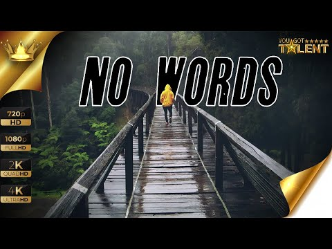 No Words Traveling to perfect drone footage cinematic video | You Got Talent