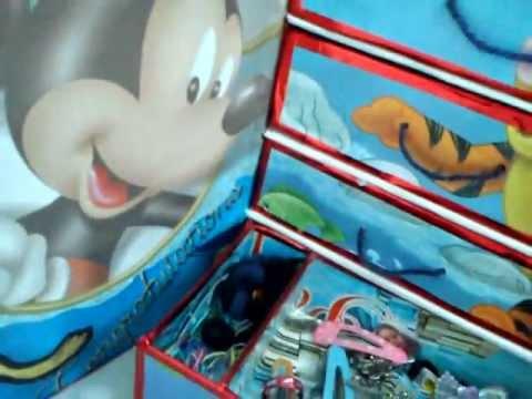 Organizador mini roperitode una caja de zapatos youtube - Organizador de zapatos casero ...