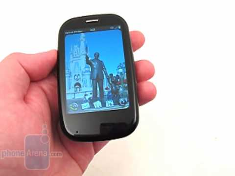 Palm Pre Plus Review