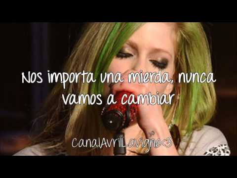 Avril Lavigne Breakaway Traducida Al Español Youtube