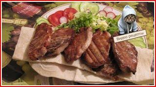 Вкусная свинина Жареное мясо гриль(Вкусная свинина-Жареное мясо гриль В этом видео показано,как замариновать свинину и приготовить вкусную..., 2014-08-12T07:15:41.000Z)