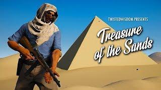 GTA 5: Treasure of the Sands (Machinima)