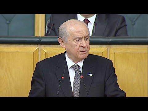 MHP Genel Başkanı Bahçeli: Aziz Atatürk'e Iftira Atanların Esip Savurduğu Haysiyetsizliktir