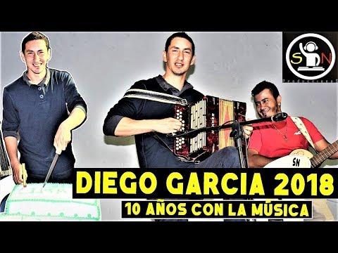 DIEGO GARCIA - CHAMAME 2018 (10 AÑOS CON LA MÚSICA)