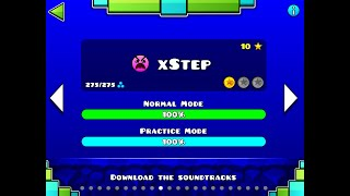 Xstep Geometry Dash No Coins
