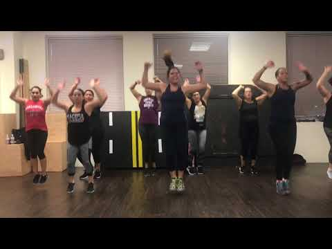 Jump by Major Lazer ft Busy Signal || Cardio Dance Party with Berns